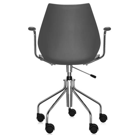 exercise office chair with armrests kartell office chair with armrests nunido