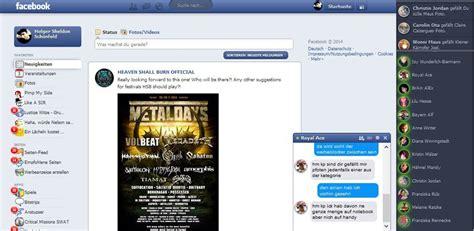 facebook themes ios ستايل facebook app بتصميم شات ios 7