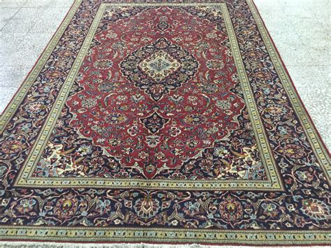 the rug place kashan rug10 4 x 7 1 ft 320 x 218 cm rugs place