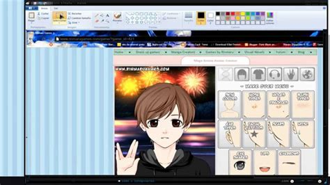 crear imagenes jpg online crear tu personaje de anime online youtube