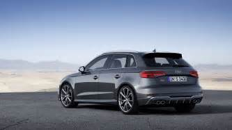 Audi S3 Avant 2017 Audi S3 Picture 671912 Car Review Top Speed