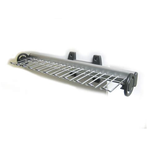 Pull Out Belt Rack by Multi Store Pull Out Wardrobe Tie And Belt Rack I N