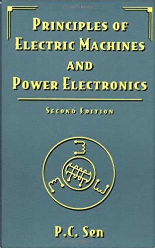 motor electronics handbook richard pdf principles of electric machines and power electro