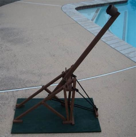 backyard catapult the more powerful catapult