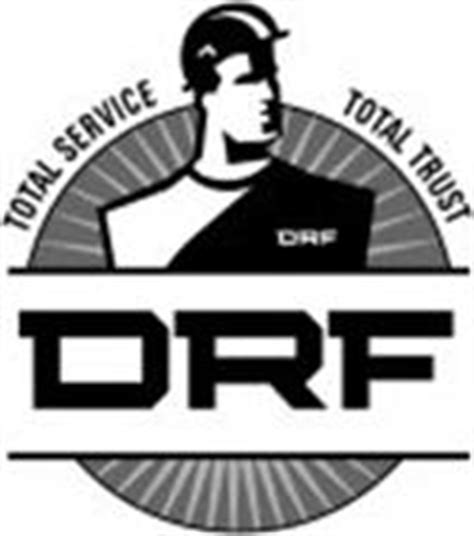 Drf Plumbing by Drf Total Service Total Trust Drf Trademark Of Drf