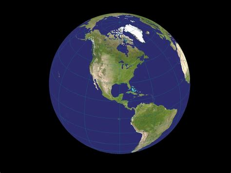 map view in earth satglobe4 visualizing earth from space 3 d rendering of