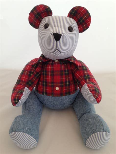 Memory Bears, Personalized Teddy Bears, Quality Keepsakes