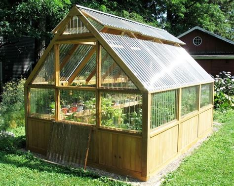backyard greenhouse kit diy greenhouse plans and greenhouse kits lexan