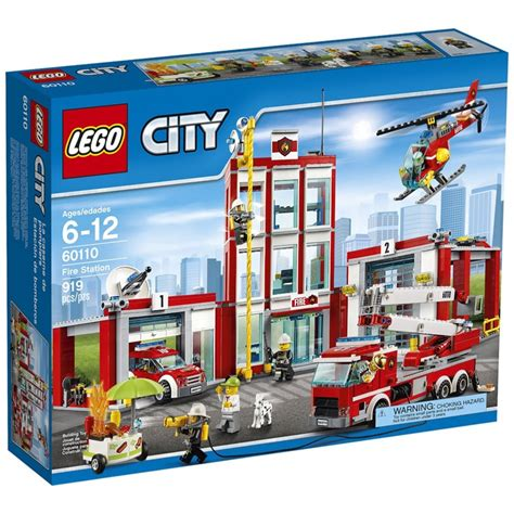 town sets lego town sets city 60110 station new