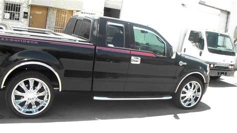 2006 ford f150 rims 877 544 8473 24 quot inch sport 33 chrome rims 2006 ford f