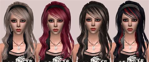 sims 2 emo hair mod the sims bad girl vs good girl two xmsims 54
