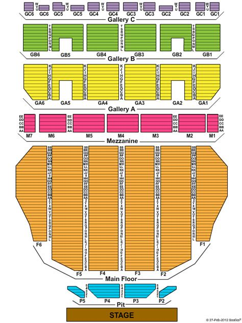 fox theater floor plan nicki minaj detroit tickets 2017 nicki minaj tickets