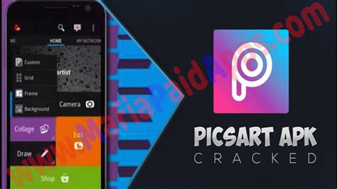 picsart photo studio apk picsart photo studio collage v9 27 5 unlocked apk for android mafiapaidapps