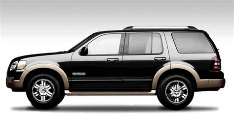 2007 ford explorer overview cargurus