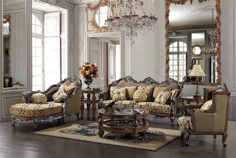 elegant living room set the elegant elizabeth formal living room set 13834