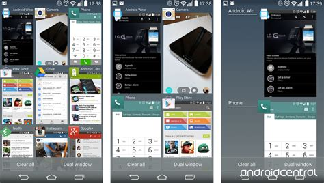 android zoom in and out layout how to change the lg g3 s app switching layout android