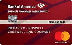 business credit card rewards find small business credit cards from bank of america