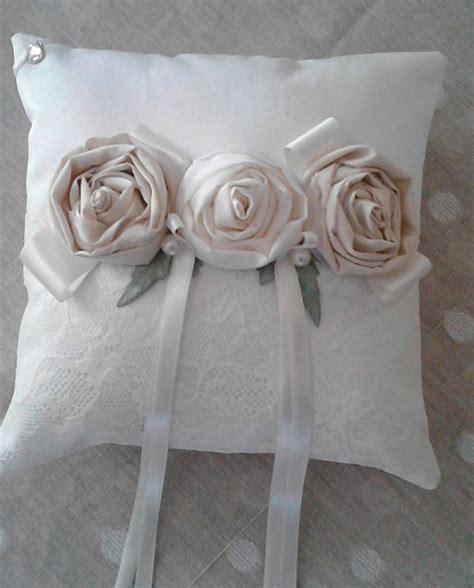 cuscino per cuscino per fedi nuziali feste matrimonio di mon
