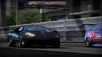 Lamborghini Speeding Lamborghini Need For Speed Shift Wallpapers Hd Wallpapers