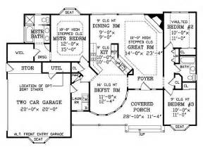 split plan retired couple finds perfect floor plan the house designers