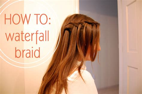 howtodo a twist in thefringe step by step just b b woven how to waterfall braid