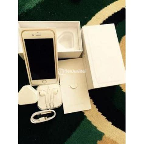 Iphone 6 64gb Gold Fullset Original Murah Bandung iphone 6 gold kondisi bekas 16 gb fullset