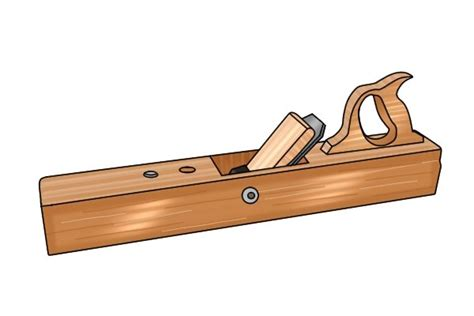 woodworking plane parts what are the parts of a wooden bench plane