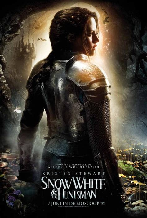 film fantasy przygodowy four snow white and the huntsman dutch posters