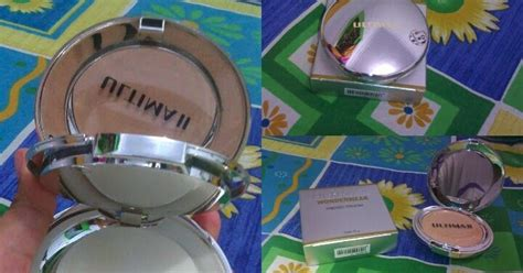 Bedak Ultima Berapa wanita review ultima ii wear pressed powder