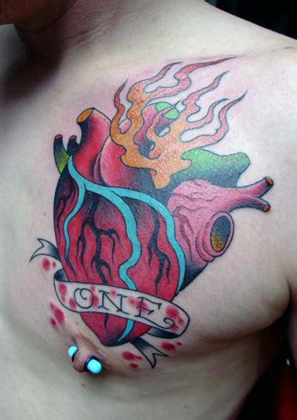 tattoo old school cuore tattoo cuore by milano city ink