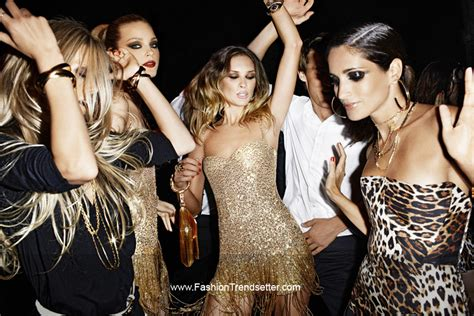 Fab Ad Roberto Cavalli At Hm by Roberto Cavalli At H M The Fashion Has Started