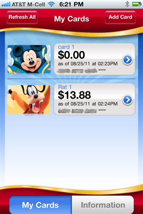 Disney Gift Card App - review disney gift card app mobilemouse net