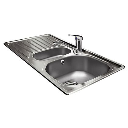 homebase kitchen sinks kitchen sinks stainless steel composite more homebase
