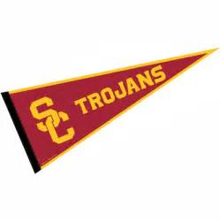 usc school colors college pennant for usc your college pennant for southern