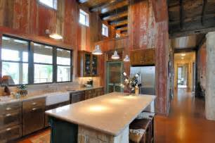 high ridge ranch eclectic kitchen by