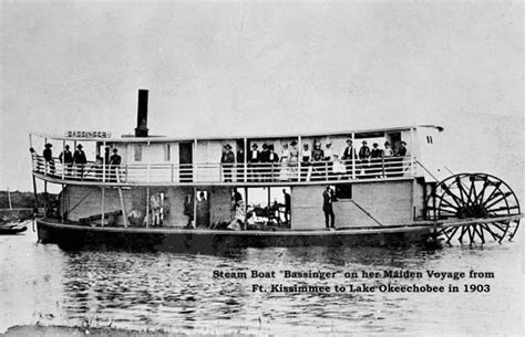 steam boat picture okeechobee picture gallery 11