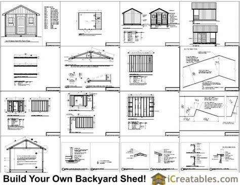 shedpa  shed plans