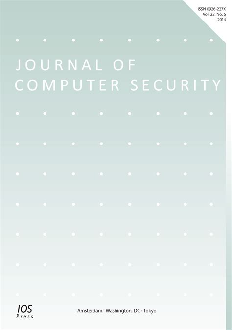 Network Security Consultant Cover Letter by Ios Press