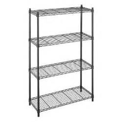 shelving at home depot whitmor deluxe rack collection 36 in x 54 in supreme 4