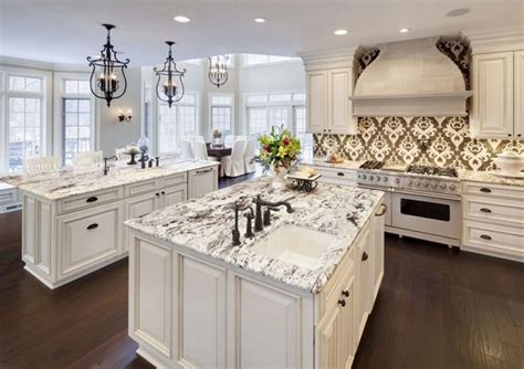 granite colors for white kitchen cabinets what are the best granite countertop colors for white