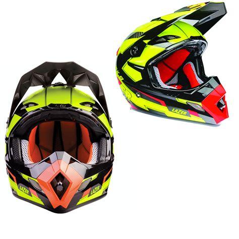 lazer motocross helmets lazer mx8 geotech carbon motocross helmet motocross