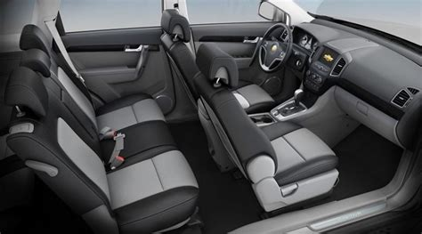 chevrolet captiva interior 2016 2018 chevrolet captiva redesign features specs