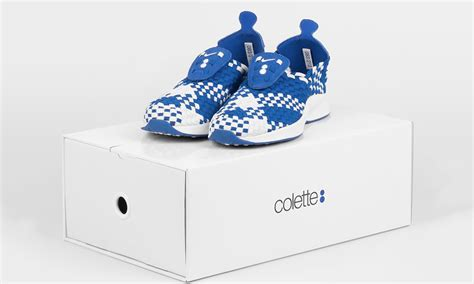 Lacoste Makes A Colette Limited Edition by Colette Joins Nike For Limited Edition Air Woven Collaboration