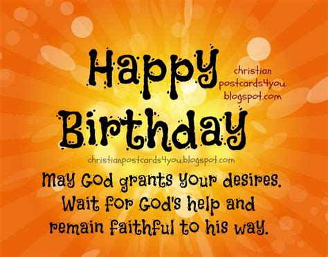 Happy Birthday Christian Quotes Happy Birthday Christian Quotes Quotesgram