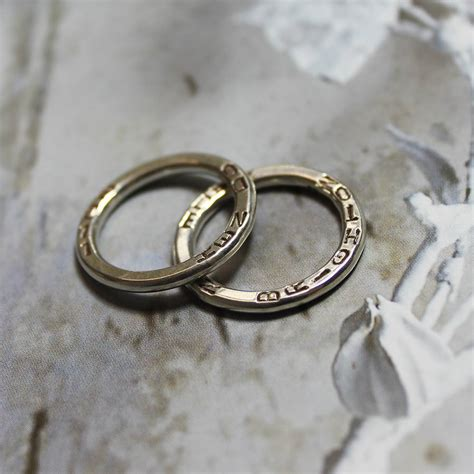 Wedding Bands Anniversary by Warm Up Your Relationship With Stunning Anniversary
