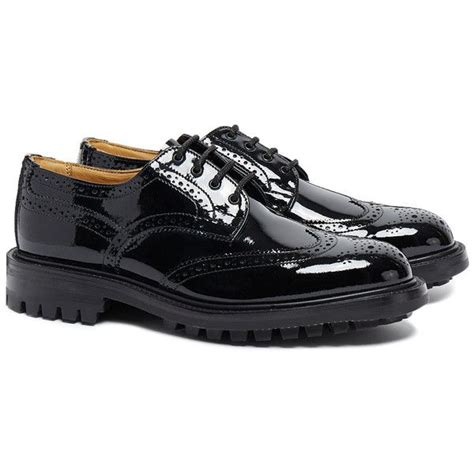 Patent Brogue Oxfords 17 best ideas about black brogues on oxfords