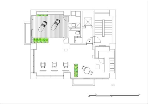 small hair salon floor plans emilio architizer