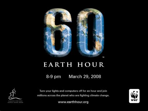 wallpaper earth hour earth hour 2013
