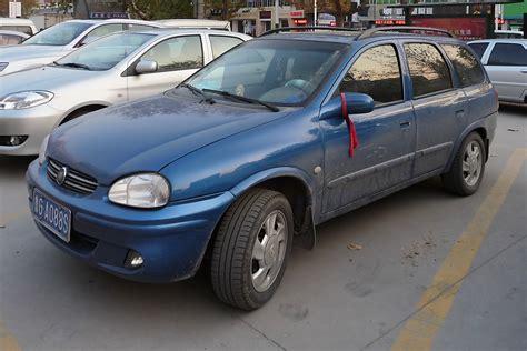 Opel Gm by Gm Sail Opel Corsa Kombi In Shouguang 20 11 11