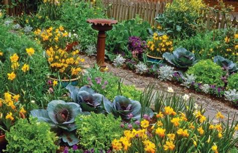 create an edible landscape organic gardening mother